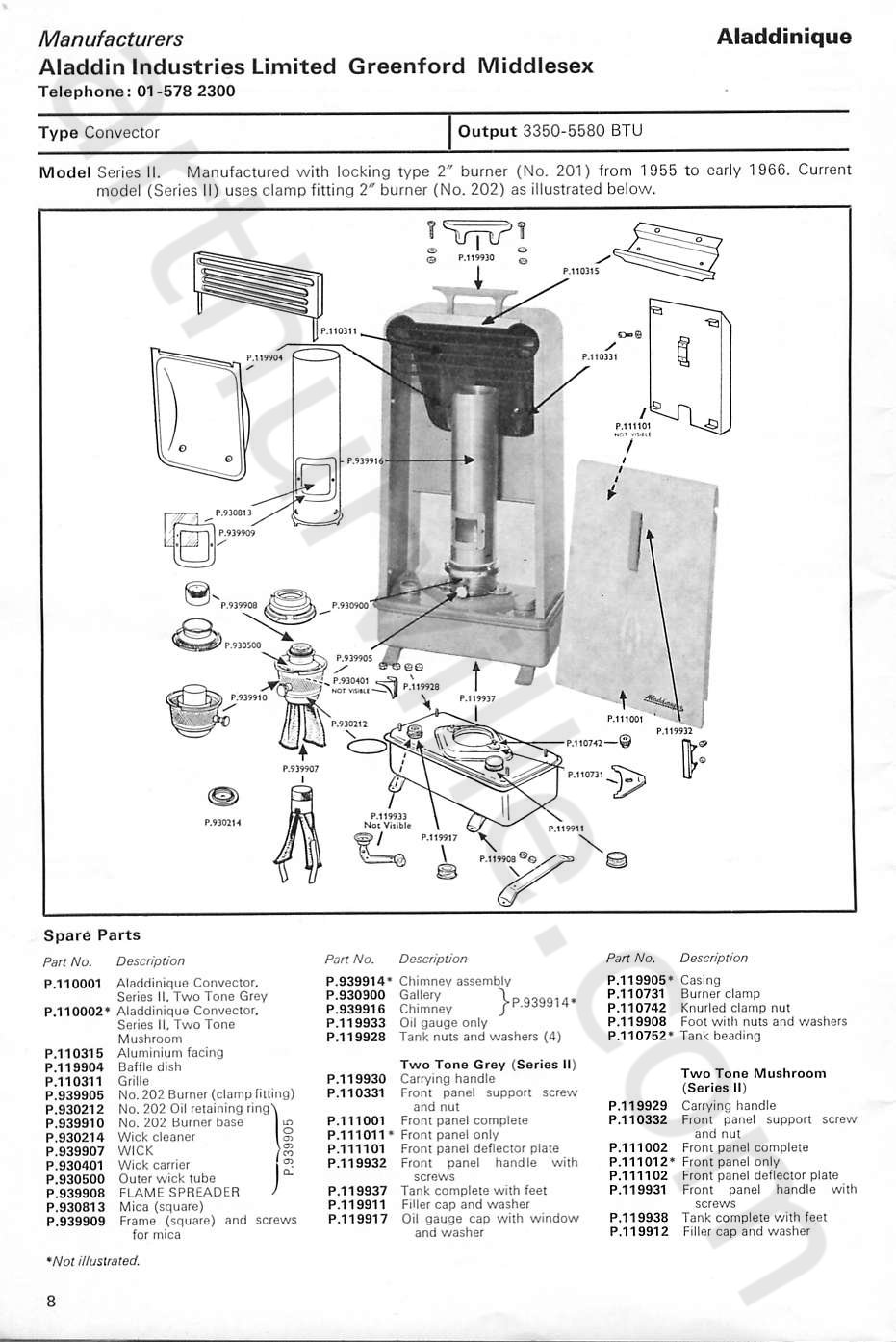 vulcan oil heater lighting instructions